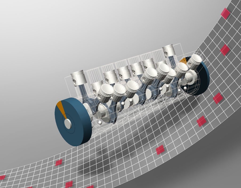 Advanced Simulation Techniques Drive Powertrain Design