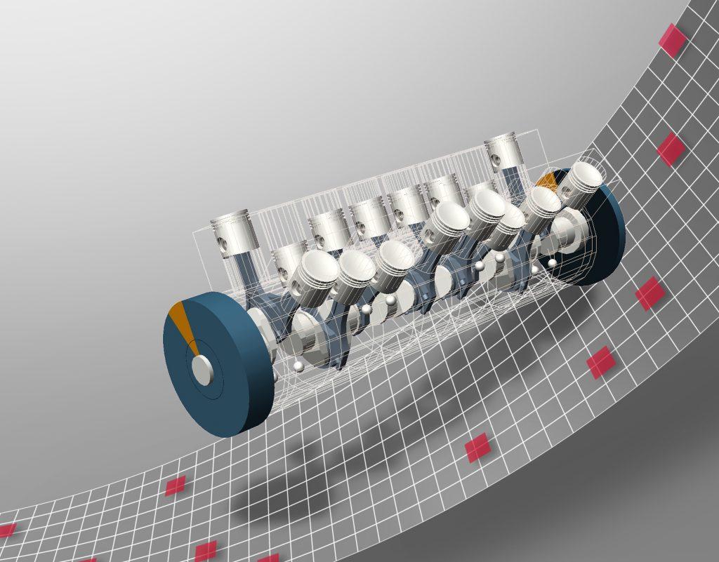 Advanced Simulation Techniques Drive Powertrain Design