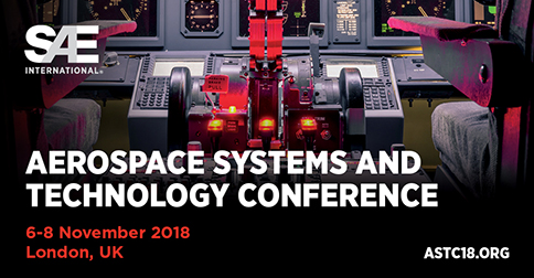 Air mobility innovations take center stage at Aerospace Systems and Technology Conference