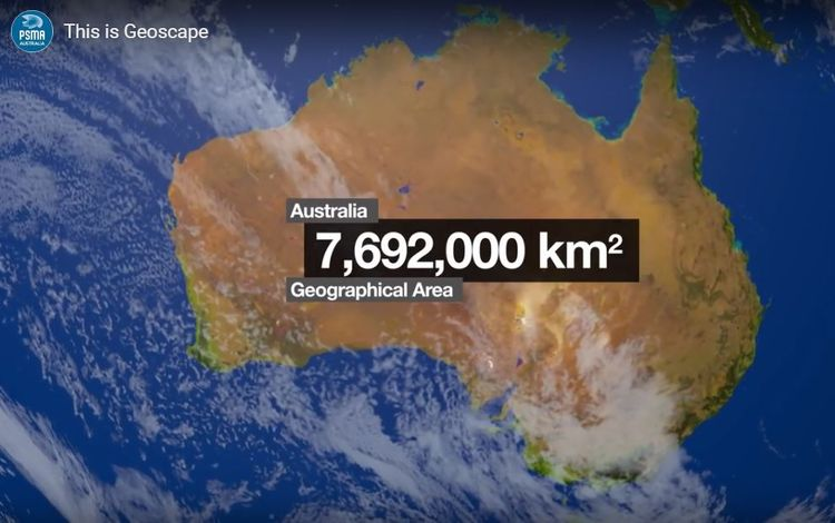 DigitalGlobe taps satellite images, data analytics, AI, machine learning to map continent for PSMA Australia 1