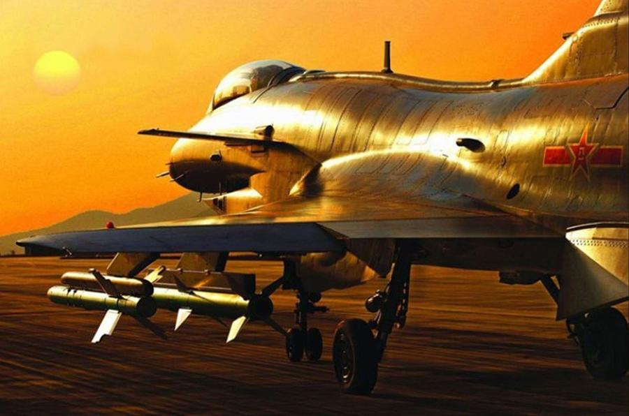 J-10B fighter aircraft debuts Chinese thrust vectoring technology