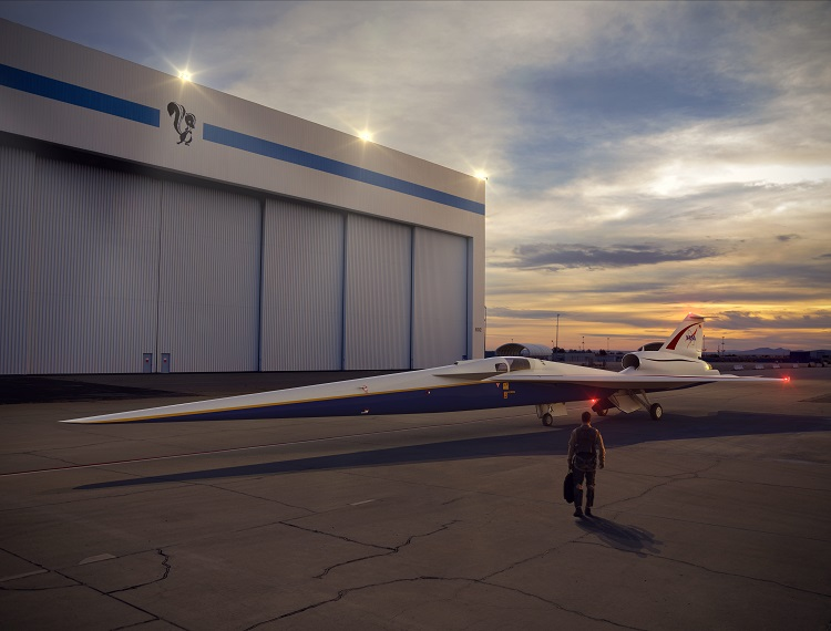 Nasa's Next X-plane Passes Major Review