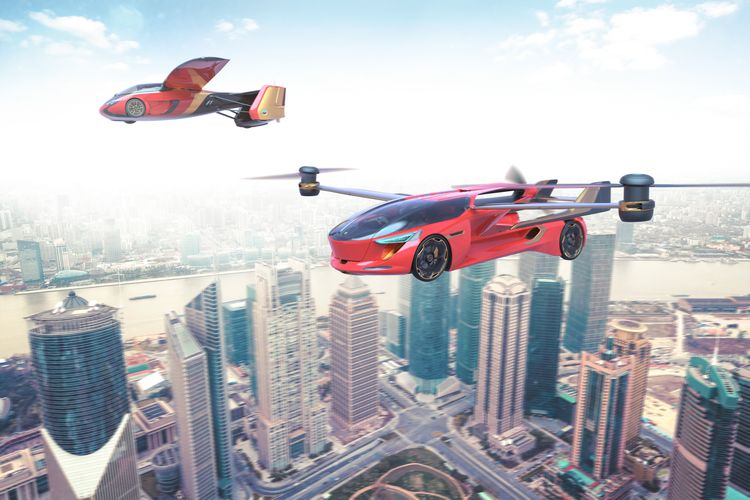 Personal air transport drives need for advanced VTOL technologies, standards