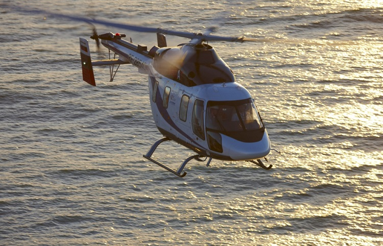 Russian Helicopters Successfully Develops Helicopter Ditching System 1