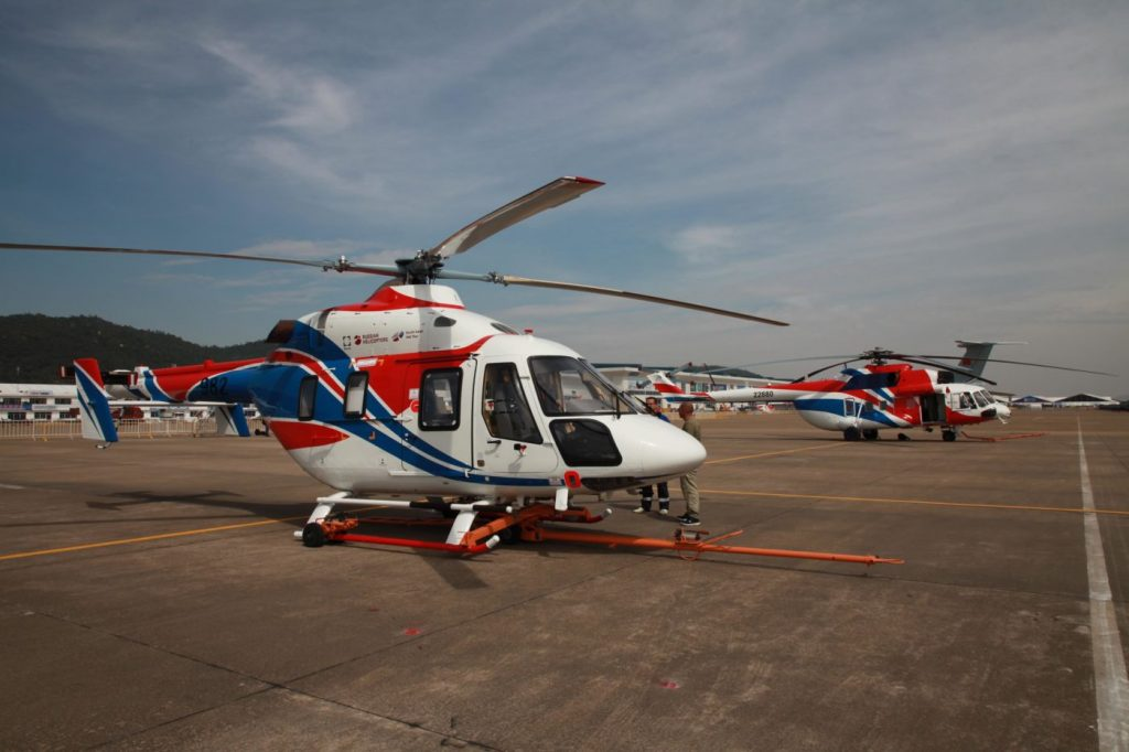 Russian Helicopters Successfully Develops Helicopter Ditching System 3