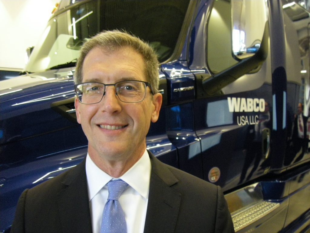 Wabco Adds Autonomous Driving 'building Blocks' to 2019 Portfolio