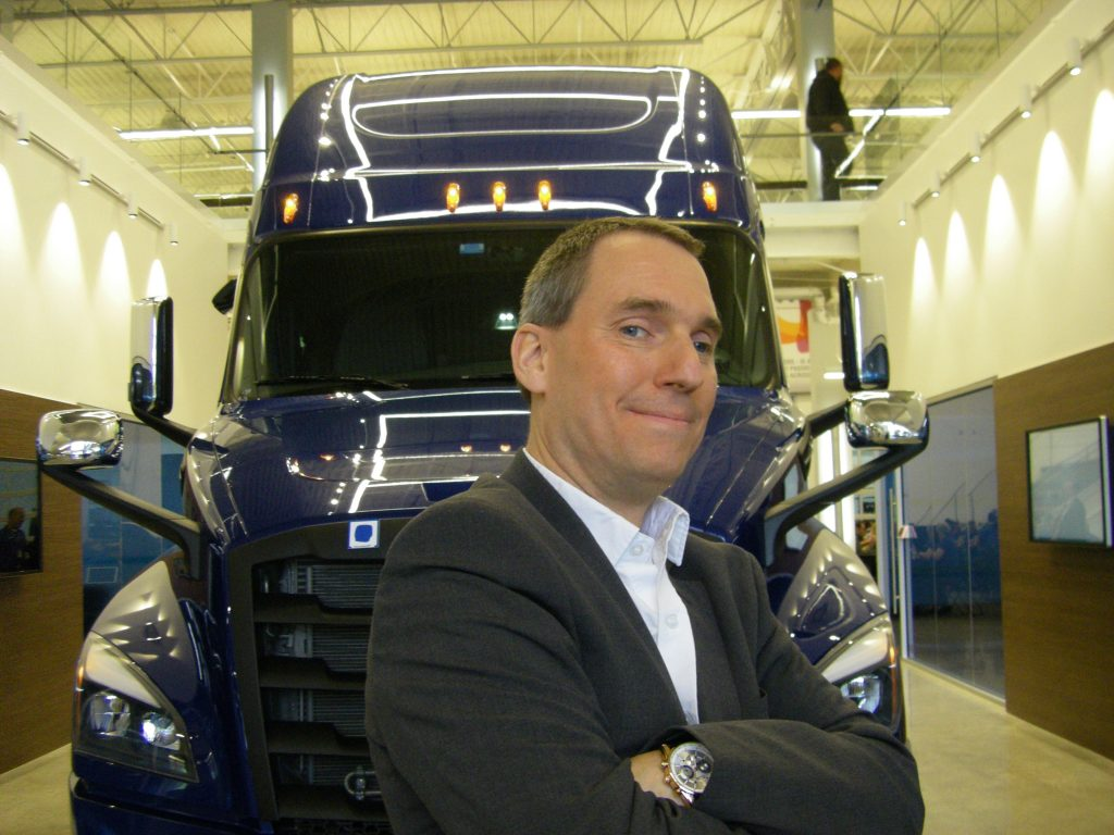Wabco Adds Autonomous Driving 'building Blocks' to 2019 Portfolio