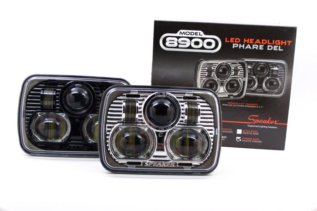 Dot Approved Product Review: J.W. Speaker High-Power LED Headlights