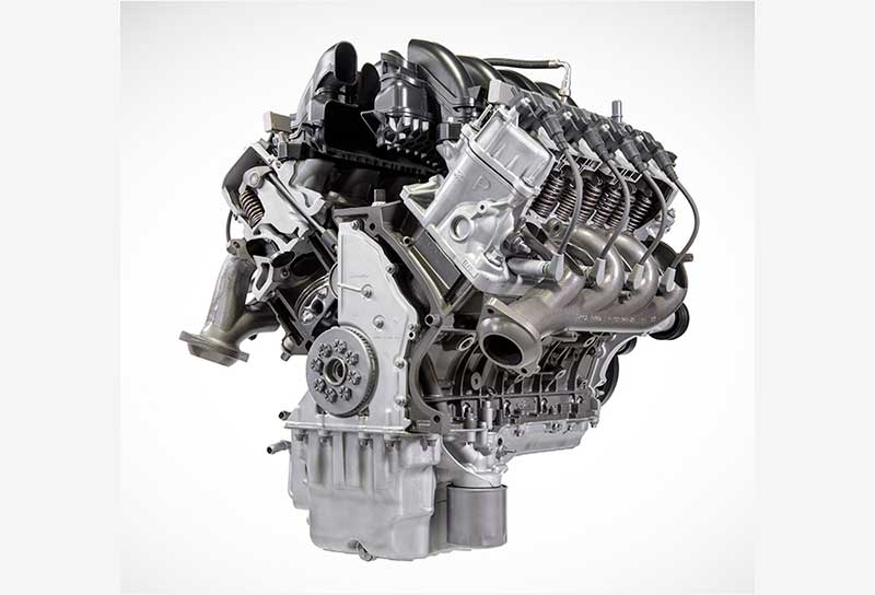 Ford 2020 E Series Can Benefit from the Newest 7.3 litre V8.