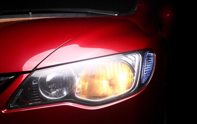 H4 Led Headlight Housing